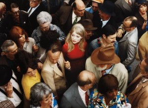 ALEX PRAGER Crowd #2 (Emma), 2012 Phillips, New York 2 April 2015 Lot 273 Estimate: $20,000 – $30,000 Sold: $60,000