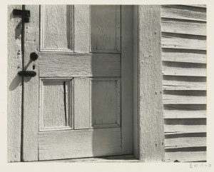 EDWARD WESTON 'Church, Mitherlode' (Church, Door, Hornitos) Sotheby's, New York 1 April 2015 Lot 73 Estimate: $30,000 – $50,000 Sold: $100,000