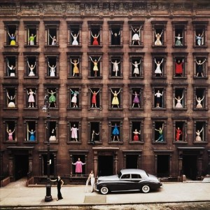 Ormond Gigli Girls in Windows, New York City, 1960 Phillips, New York  2 April 2015 Lot 165 Estimate: $25,000 – $35,000 Sold: $45,000