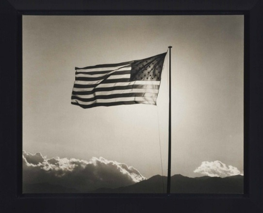 mapplethorpe-flag-1987