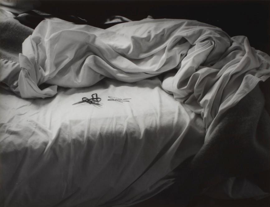 Imogen Cunningham_NMADE BED